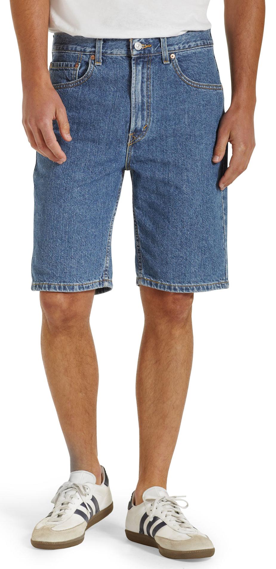 Шорты мужские джинсовые Levis 550™ Relaxed Fit Short