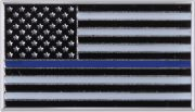 Rothco Thin Blue Line Flag Pin - 1967