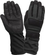 Rothco Fire Resistant Griplast Military Gloves Black - 4421