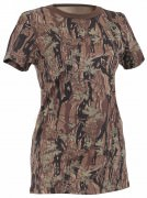 Rothco Womens Long Length Camo T-Shirt Smokey Branch Camo - 5578