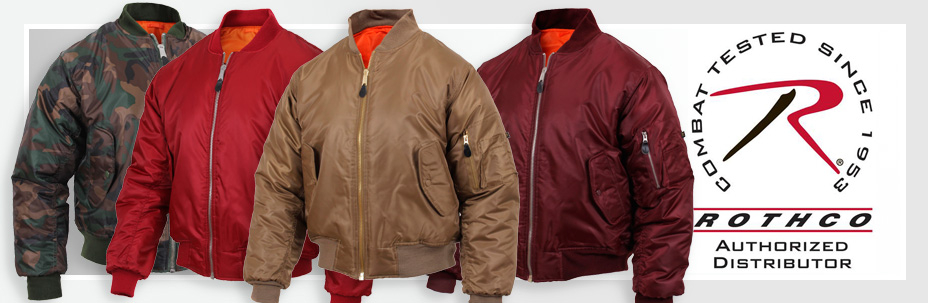 bc65def9 Куртки Rothco MA-1 и CWU-45P | aquamir.kiev.ua