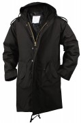 Rothco M-51 Fishtail Parka Black 9464