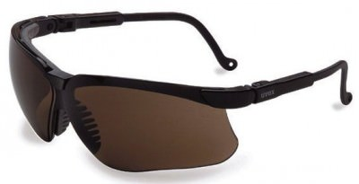 UVEX Genesis Safety Glasses - Espresso Lens (S3201) - 10344, фото