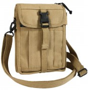 Сумка для документов Rothco Canvas Travel Portfolio Bag - Khaki - 2325