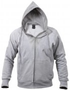 Rothco Thermal Lined Hooded Sweatshirt Grey - 6260