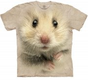 The Mountain T-Shirt Hamster Face 103621