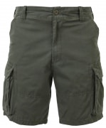 Rothco Vintage Paratrooper Cargo Shorts Olive Drab 2160