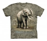 The Mountain Kids T-Shirt Asian Elephants 151868