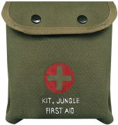 Аптечка M-1 Jungle First Aid Kit - Olive Drab