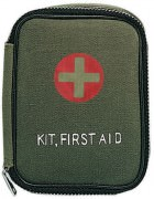 Rothco Military Zipper First Aid Kit Olive Drab - 8328