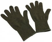 Rothco G.I. Glove Wool Liners Olive Drab 8418