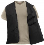 Rothco Lightweight Professional Concealed Carry Vest Black 86705