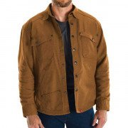 Red Kap Shirt Jac with MIMIX Timber Brown RJ40