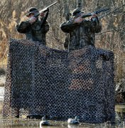 Rothco Military Type Camo Net Large 6503