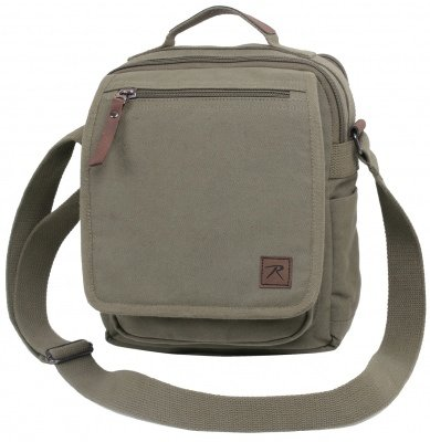 Rothco Everyday Work Shoulder Bag Olive Drab - 2359, фото
