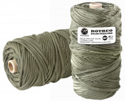 Rothco Nylon Paracord 550lb 300 Ft Tube Olive Drab 139