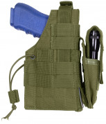 Rothco MOLLE Modular Ambidextrous Holster Olive Drab 10489