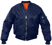 Rothco Kids MA-1 Flight Jackets Navy 7312