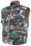 Rothco Ranger Vest Woodland Camouflage 6555