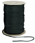 Rothco Nylon Paracord 550lb 600 Ft Spool Black 301