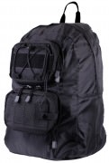 Rothco Tactical Foldable Backpack - Black # 27710