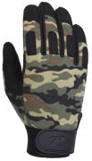 Rothco Lightweight All-Purpose Duty Gloves Woodland Camo 4429