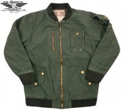 Rothco Vintage CWU-99E Enhanced Flight Jacket Olive Drab - 8653