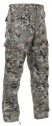Rothco Tactical BDU Pants Total Terrain Camo 95471