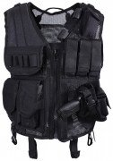 Rothco Quick Draw Tactical Vest Black 6594