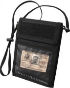 Rothco Deluxe ID Holder Black 1245
