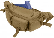 Rothco Tactical Concealed Carry Waist Pack Coyote Brown 4956