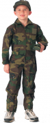 Rothco Kids Air Force Type Flightsuit Woodland Camo 7308