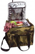 Термосумка Rothco Large Insulated Bag Woodland Camo 2308