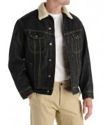 Lee Men's Lined Denim Jacket Clash 2202122