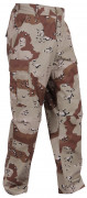 Rothco Tactical BDU Pants 6-Color Desert Camo 8835