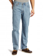 Levi's 550 Relaxed Fit Jeans Light Stonewash