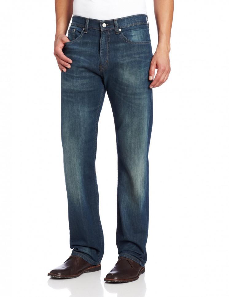 508ce6b38d2 Мужские джинсы Levi s Men s 505 Regular Fit Jean Cash 005051064