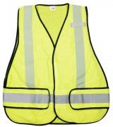 Rothco High Visibility Safety Vest Safety Green 9529