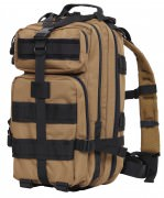 Rothco Medium Transport Pack - Coyote / Black # 2647