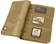 Rothco Hook & Loop Patch Book Coyote - 90210