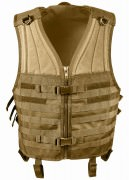 Rothco MOLLE Modular Vest Coyote 5404