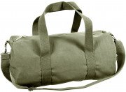 Rothco Canvas Shoulder Duffle Bag 48 см Olive Drab 2241