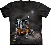 Футболка The Mountain - Apollo Lunar Module - 437078