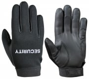 Перчатки Rothco Neoprene Tactical Duty Gloves - Black / SECURITY # 3155