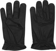 Rothco Cut Resistant Lined Leather Gloves Black 3467