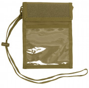 Rothco Deluxe ID Holder Coyote Brown 1246