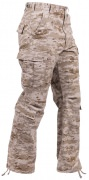 Rothco Vintage Paratrooper Fatigue Pants Desert Digital Camo - 23366