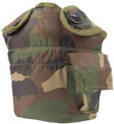 Rothco G.I. Style Canteen Cover Woodland Camo 615