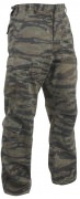 Rothco Vintage Paratrooper Fatigue Pants Tiger Stripe Camo - 2710