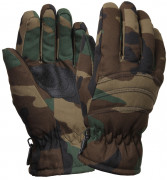 Rothco Insulated Hunting Gloves Woodland Camo 4944
